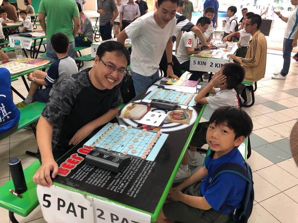 CHA CHS Chinese Chess 2018