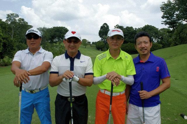 CHA Annual Golf 2014